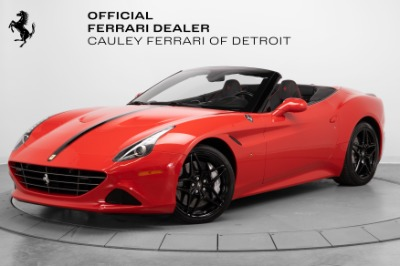 New 2017 Ferrari California T Handling Speciale New 2017 Ferrari California T Handling Speciale for sale Sold at Cauley Ferrari in West Bloomfield MI 1