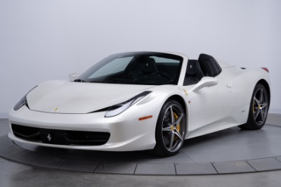 Used 2015 Ferrari 458 Spider Used 2015 Ferrari 458 Spider for sale Sold at Cauley Ferrari in West Bloomfield MI 10