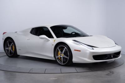 Used 2015 Ferrari 458 Spider Used 2015 Ferrari 458 Spider for sale Sold at Cauley Ferrari in West Bloomfield MI 12