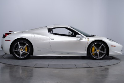 Used 2015 Ferrari 458 Spider Used 2015 Ferrari 458 Spider for sale Sold at Cauley Ferrari in West Bloomfield MI 13