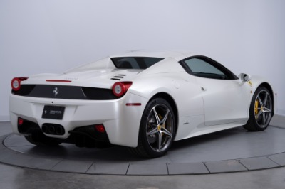 Used 2015 Ferrari 458 Spider Used 2015 Ferrari 458 Spider for sale Sold at Cauley Ferrari in West Bloomfield MI 14