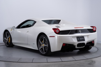Used 2015 Ferrari 458 Spider Used 2015 Ferrari 458 Spider for sale Sold at Cauley Ferrari in West Bloomfield MI 16