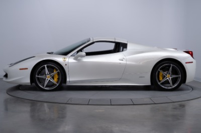 Used 2015 Ferrari 458 Spider Used 2015 Ferrari 458 Spider for sale Sold at Cauley Ferrari in West Bloomfield MI 17