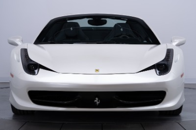 Used 2015 Ferrari 458 Spider Used 2015 Ferrari 458 Spider for sale Sold at Cauley Ferrari in West Bloomfield MI 3