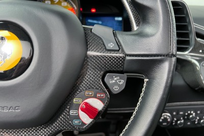 Used 2015 Ferrari 458 Spider Used 2015 Ferrari 458 Spider for sale Sold at Cauley Ferrari in West Bloomfield MI 36