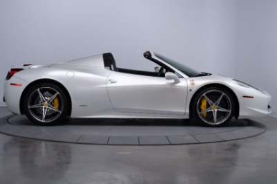 Used 2015 Ferrari 458 Spider Used 2015 Ferrari 458 Spider for sale Sold at Cauley Ferrari in West Bloomfield MI 5