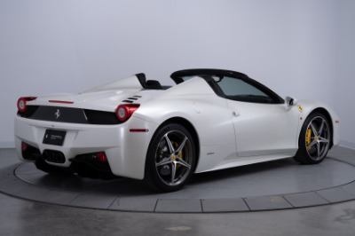 Used 2015 Ferrari 458 Spider Used 2015 Ferrari 458 Spider for sale Sold at Cauley Ferrari in West Bloomfield MI 6