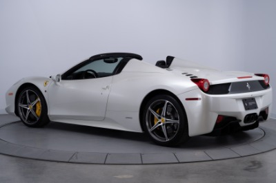 Used 2015 Ferrari 458 Spider Used 2015 Ferrari 458 Spider for sale Sold at Cauley Ferrari in West Bloomfield MI 8