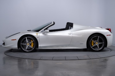 Used 2015 Ferrari 458 Spider Used 2015 Ferrari 458 Spider for sale Sold at Cauley Ferrari in West Bloomfield MI 9