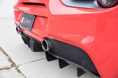 Used 2016 Ferrari 488 GTB Used 2016 Ferrari 488 GTB for sale Sold at Cauley Ferrari in West Bloomfield MI 19