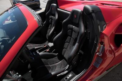 Used 2017 Ferrari 488 Spider Used 2017 Ferrari 488 Spider for sale Sold at Cauley Ferrari in West Bloomfield MI 2