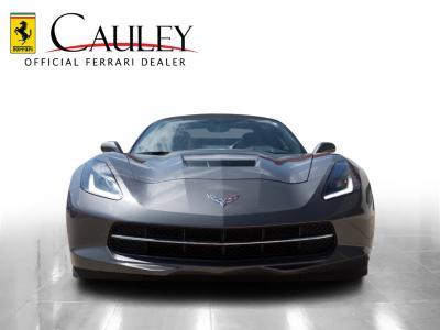 Used 2015 Chevrolet Corvette Stingray Used 2015 Chevrolet Corvette Stingray for sale Sold at Cauley Ferrari in West Bloomfield MI 11