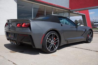 Used 2015 Chevrolet Corvette Stingray Used 2015 Chevrolet Corvette Stingray for sale Sold at Cauley Ferrari in West Bloomfield MI 14