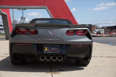 Used 2015 Chevrolet Corvette Stingray Used 2015 Chevrolet Corvette Stingray for sale Sold at Cauley Ferrari in West Bloomfield MI 15