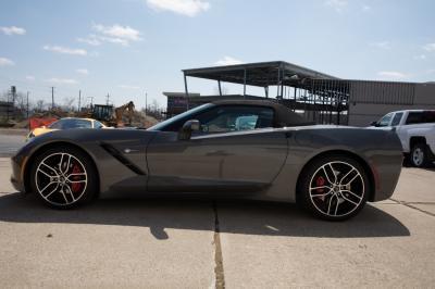 Used 2015 Chevrolet Corvette Stingray Used 2015 Chevrolet Corvette Stingray for sale Sold at Cauley Ferrari in West Bloomfield MI 16