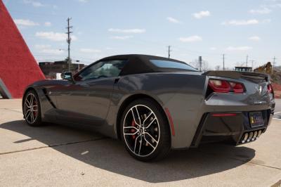 Used 2015 Chevrolet Corvette Stingray Used 2015 Chevrolet Corvette Stingray for sale Sold at Cauley Ferrari in West Bloomfield MI 17