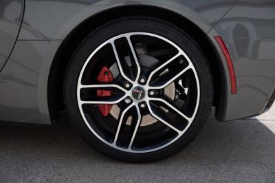 Used 2015 Chevrolet Corvette Stingray Used 2015 Chevrolet Corvette Stingray for sale Sold at Cauley Ferrari in West Bloomfield MI 19