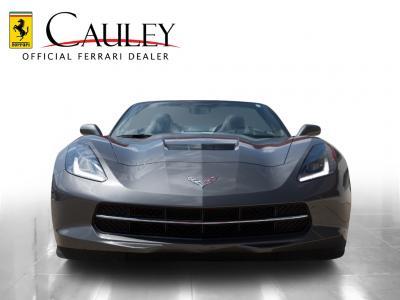 Used 2015 Chevrolet Corvette Stingray Used 2015 Chevrolet Corvette Stingray for sale Sold at Cauley Ferrari in West Bloomfield MI 3