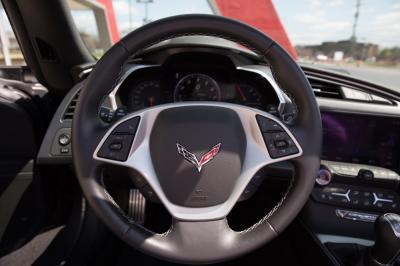 Used 2015 Chevrolet Corvette Stingray Used 2015 Chevrolet Corvette Stingray for sale Sold at Cauley Ferrari in West Bloomfield MI 30