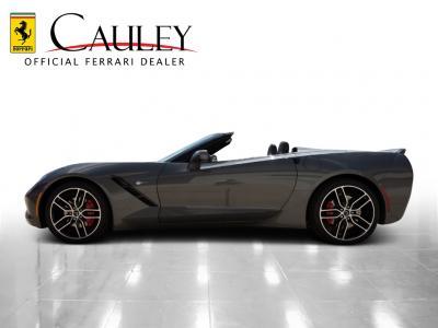 Used 2015 Chevrolet Corvette Stingray Used 2015 Chevrolet Corvette Stingray for sale Sold at Cauley Ferrari in West Bloomfield MI 9