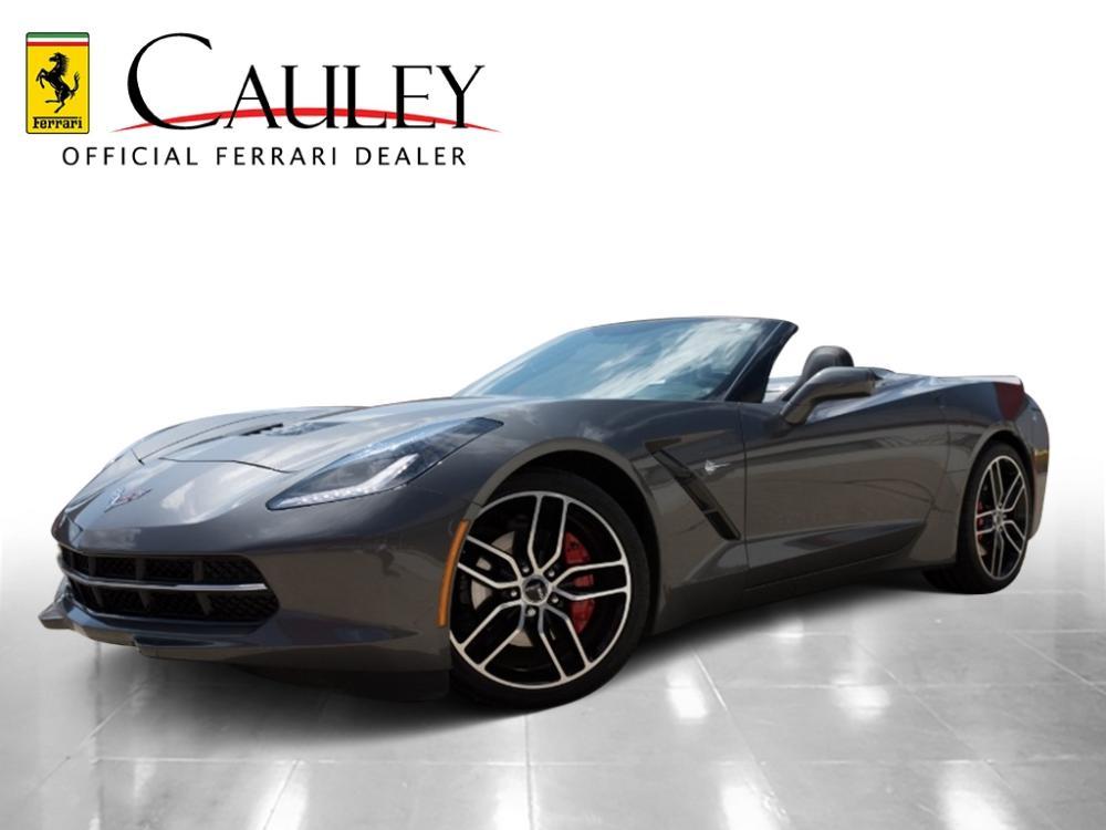 Used 2015 Chevrolet Corvette Stingray