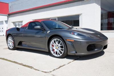 Used 2008 Ferrari F430 Spider Used 2008 Ferrari F430 Spider for sale Sold at Cauley Ferrari in West Bloomfield MI 12
