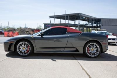 Used 2008 Ferrari F430 Spider Used 2008 Ferrari F430 Spider for sale Sold at Cauley Ferrari in West Bloomfield MI 17