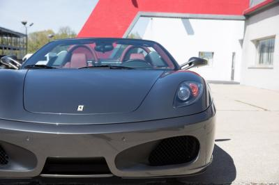 Used 2008 Ferrari F430 Spider Used 2008 Ferrari F430 Spider for sale Sold at Cauley Ferrari in West Bloomfield MI 24