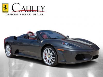 Used 2008 Ferrari F430 Spider Used 2008 Ferrari F430 Spider for sale Sold at Cauley Ferrari in West Bloomfield MI 4