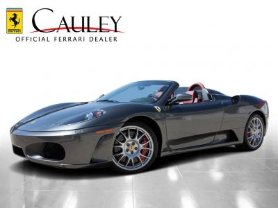 Used 2008 Ferrari F430 Spider Used 2008 Ferrari F430 Spider for sale Sold at Cauley Ferrari in West Bloomfield MI 1