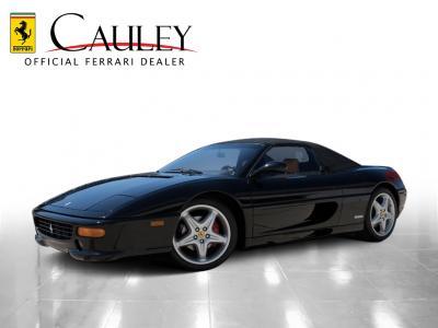 Used 1999 Ferrari 355 Spider Used 1999 Ferrari 355 Spider for sale Sold at Cauley Ferrari in West Bloomfield MI 11