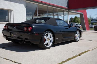 Used 1999 Ferrari 355 Spider Used 1999 Ferrari 355 Spider for sale Sold at Cauley Ferrari in West Bloomfield MI 15