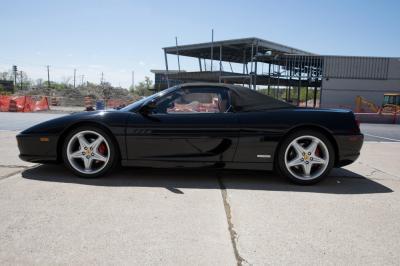 Used 1999 Ferrari 355 Spider Used 1999 Ferrari 355 Spider for sale Sold at Cauley Ferrari in West Bloomfield MI 18