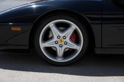 Used 1999 Ferrari 355 Spider Used 1999 Ferrari 355 Spider for sale Sold at Cauley Ferrari in West Bloomfield MI 21