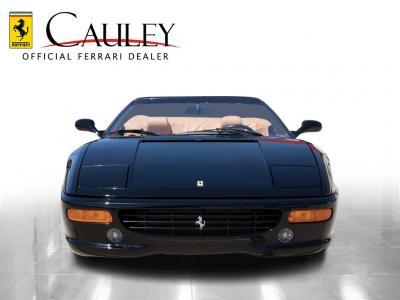 Used 1999 Ferrari 355 Spider Used 1999 Ferrari 355 Spider for sale Sold at Cauley Ferrari in West Bloomfield MI 3