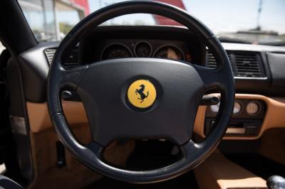 Used 1999 Ferrari 355 Spider Used 1999 Ferrari 355 Spider for sale Sold at Cauley Ferrari in West Bloomfield MI 35