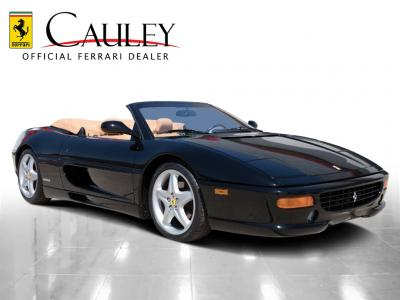 Used 1999 Ferrari 355 Spider Used 1999 Ferrari 355 Spider for sale Sold at Cauley Ferrari in West Bloomfield MI 4