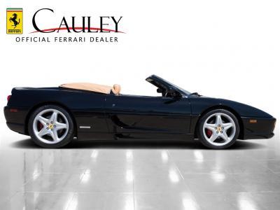 Used 1999 Ferrari 355 Spider Used 1999 Ferrari 355 Spider for sale Sold at Cauley Ferrari in West Bloomfield MI 5