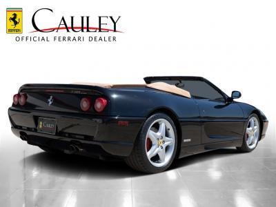 Used 1999 Ferrari 355 Spider Used 1999 Ferrari 355 Spider for sale Sold at Cauley Ferrari in West Bloomfield MI 6