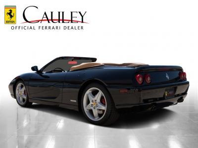 Used 1999 Ferrari 355 Spider Used 1999 Ferrari 355 Spider for sale Sold at Cauley Ferrari in West Bloomfield MI 8
