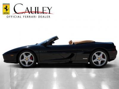 Used 1999 Ferrari 355 Spider Used 1999 Ferrari 355 Spider for sale Sold at Cauley Ferrari in West Bloomfield MI 9