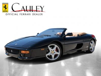 Used 1999 Ferrari 355 Spider Used 1999 Ferrari 355 Spider for sale Sold at Cauley Ferrari in West Bloomfield MI 1