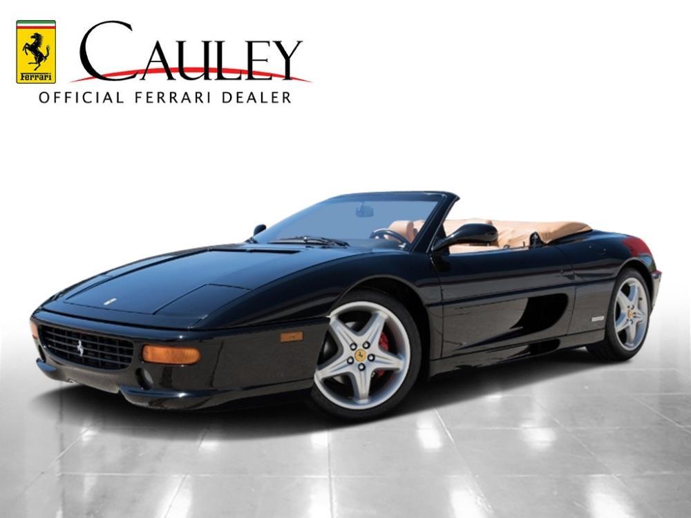 Used 1999 Ferrari 355 Spider