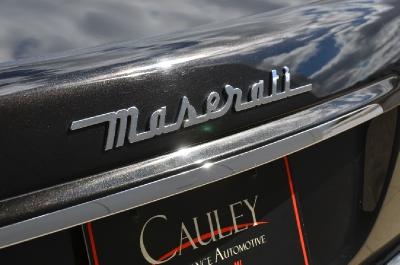 Used 2005 Maserati Quattroporte Used 2005 Maserati Quattroporte for sale Sold at Cauley Ferrari in West Bloomfield MI 17