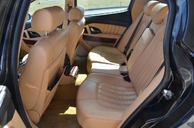 Used 2005 Maserati Quattroporte Used 2005 Maserati Quattroporte for sale Sold at Cauley Ferrari in West Bloomfield MI 20