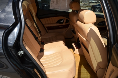 Used 2005 Maserati Quattroporte Used 2005 Maserati Quattroporte for sale Sold at Cauley Ferrari in West Bloomfield MI 21