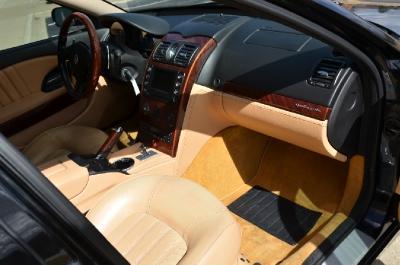Used 2005 Maserati Quattroporte Used 2005 Maserati Quattroporte for sale Sold at Cauley Ferrari in West Bloomfield MI 22