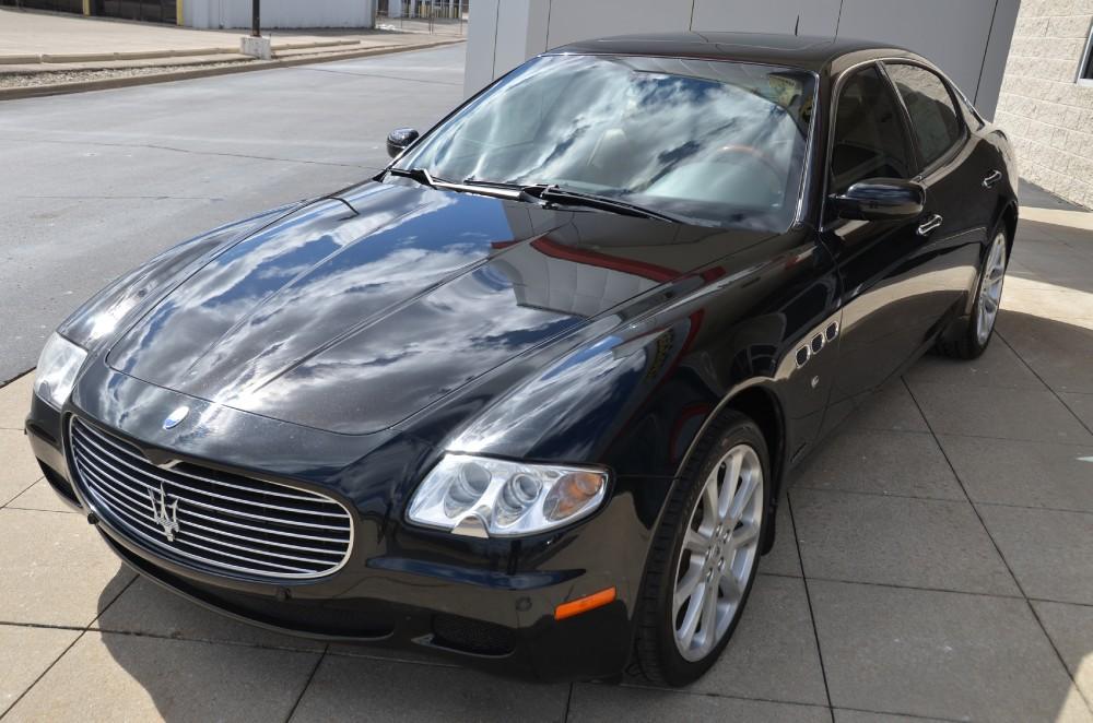 Used 2005 Maserati Quattroporte