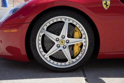 Used 2008 Ferrari 599 GTB Fiorano Used 2008 Ferrari 599 GTB Fiorano for sale Sold at Cauley Ferrari in West Bloomfield MI 10