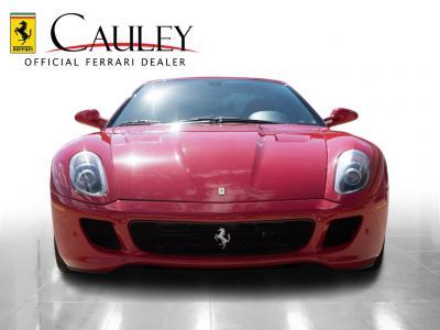 Used 2008 Ferrari 599 GTB Fiorano Used 2008 Ferrari 599 GTB Fiorano for sale Sold at Cauley Ferrari in West Bloomfield MI 3